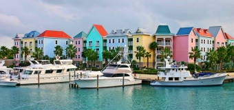 Paradise Island Vacation